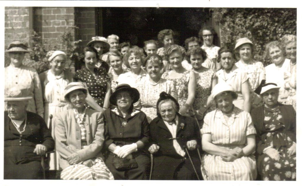 Stockcross Mothers Union