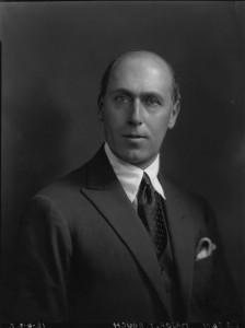 NPG x49215; Henry Cecil Sutton by Lafayette (Lafayette Ltd)