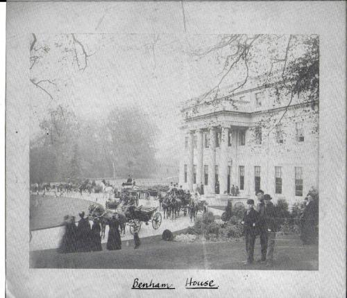 2016-430 Benham House 19th Century