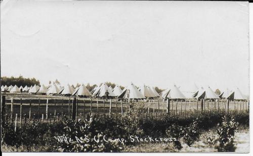 2018-1384 ASC Camp Stockcross WW1