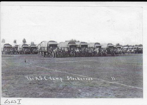 2018-1385 ASC Camp Stockcross WW1