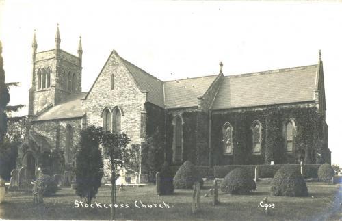 2018-1485 Stockcross Church