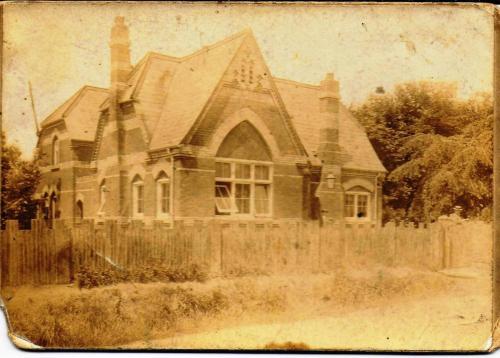 2019-1582 Hall Stockcross Working Men's Club 1890s